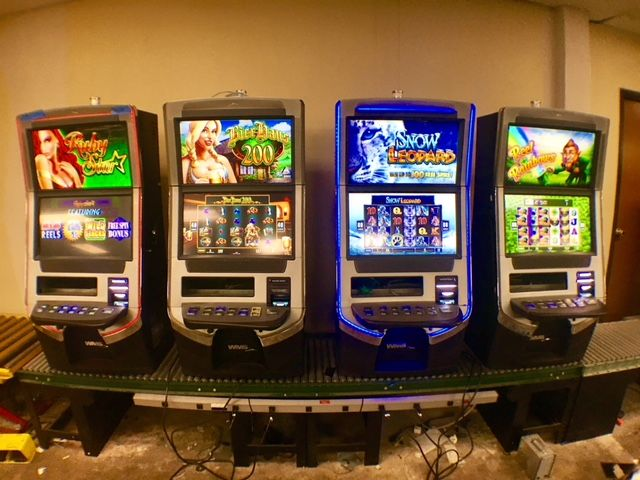 placement of machines